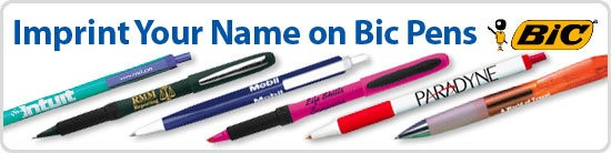 Original BIC Pens w/ Your Company Logo