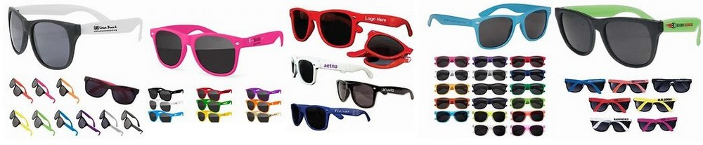 Custom Printed Sunglasses for Trade Show Gveaways